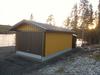 Autotalli, Kuopio